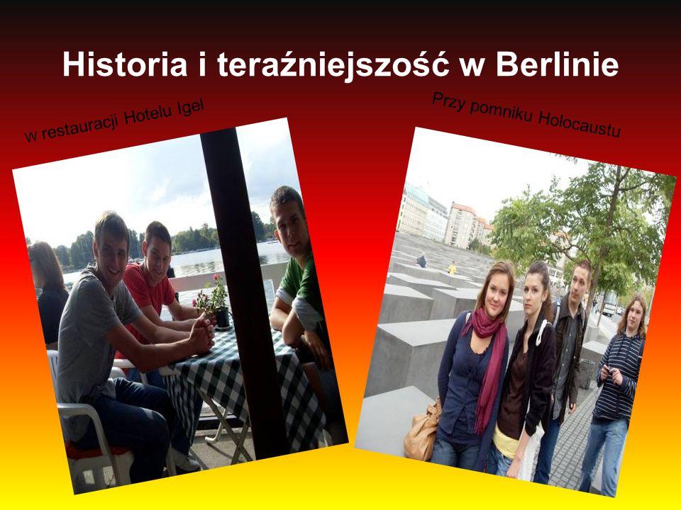 Historia i teraźniejszość w Berlinie