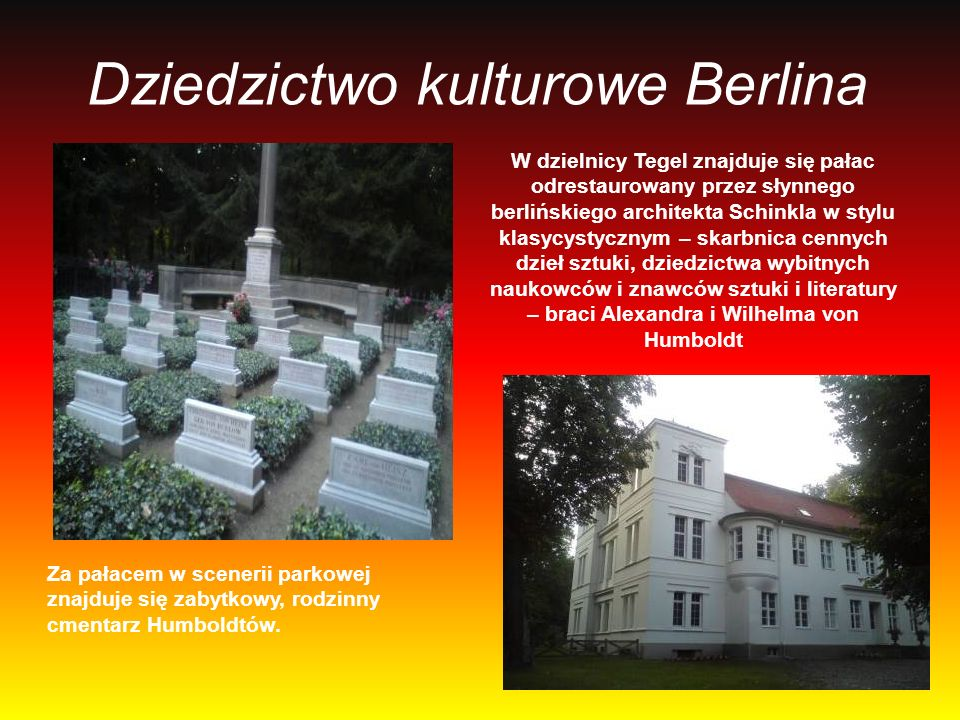 Dziedzictwo kulturowe Berlina