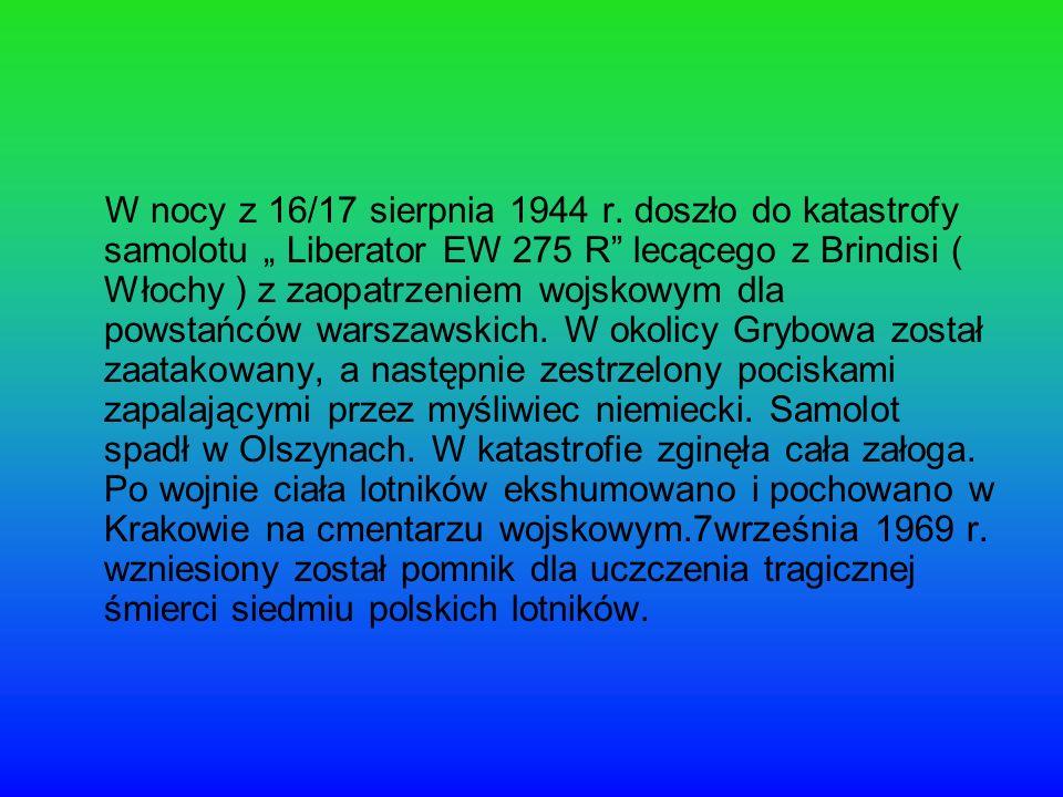 W nocy z 16/17 sierpnia 1944 r.