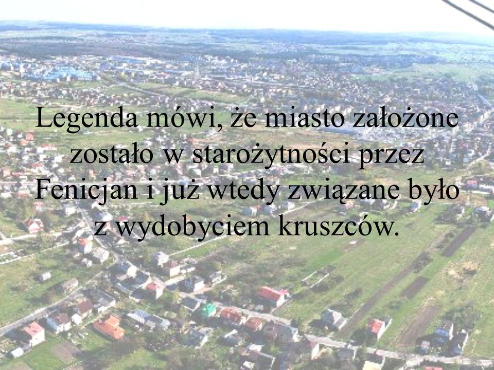 Legenda mówi, że miasto założone zostało w starożytności przez Fenicjan i już wtedy związane było z wydobyciem kruszców.