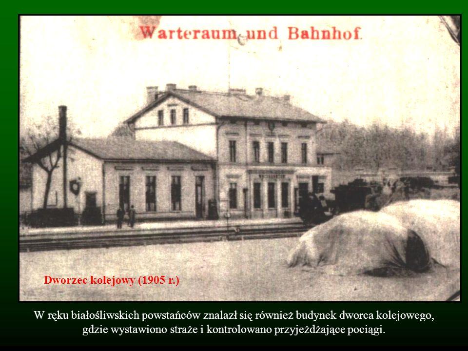 Dworzec kolejowy (1905 r.)