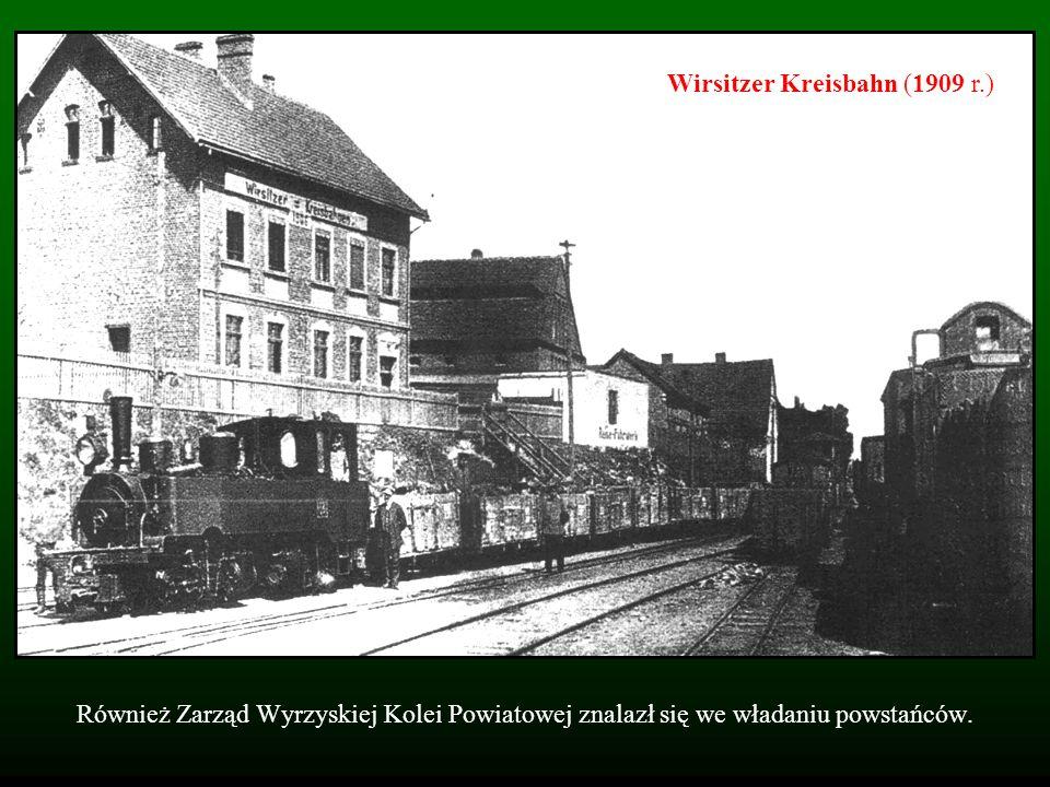 Wirsitzer Kreisbahn (1909 r.)