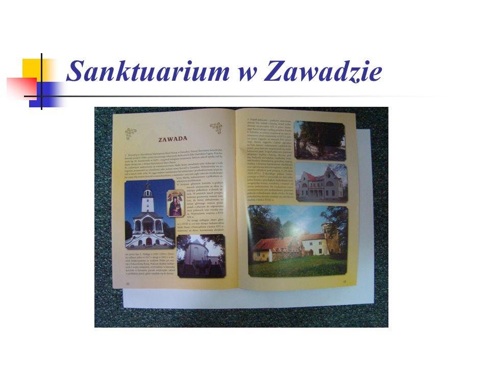 Sanktuarium w Zawadzie