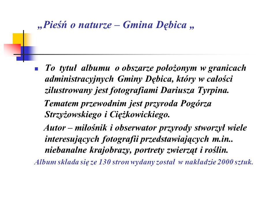 """Pieśń o naturze – Gmina Dębica """