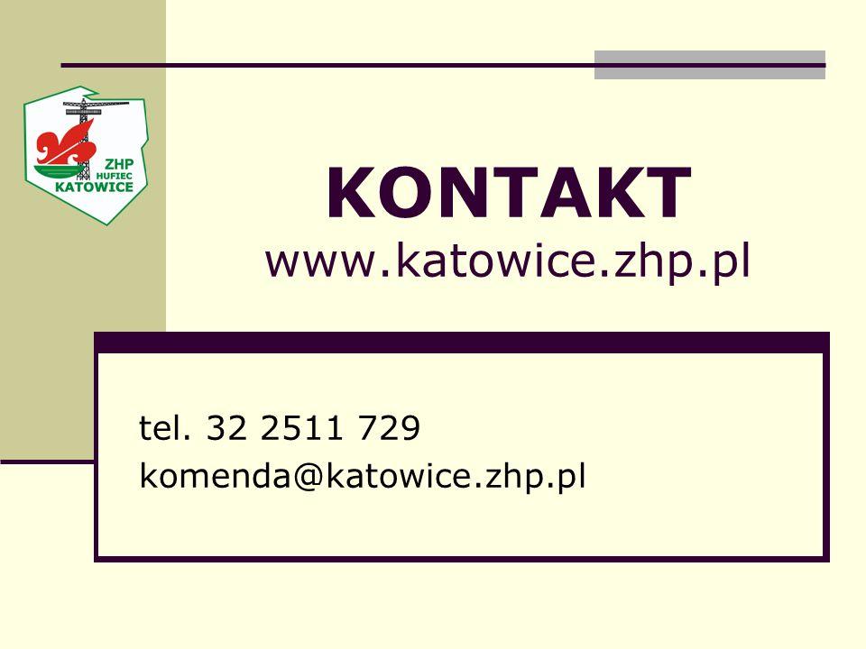 KONTAKT www.katowice.zhp.pl