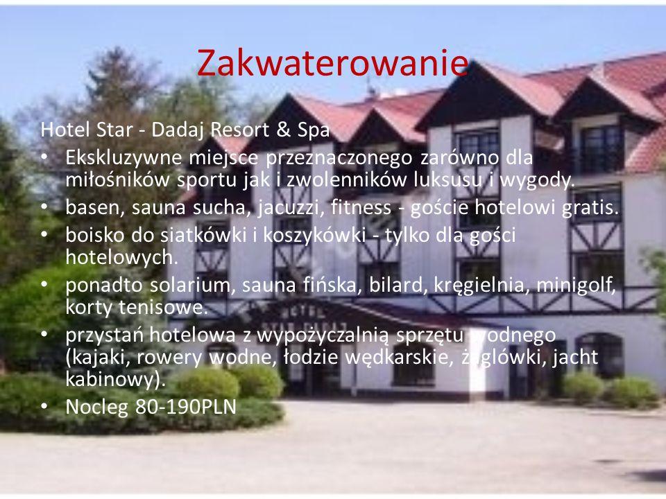 Zakwaterowanie Hotel Star - Dadaj Resort & Spa