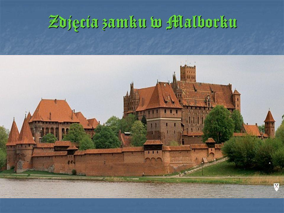 Zdjęcia zamku w Malborku
