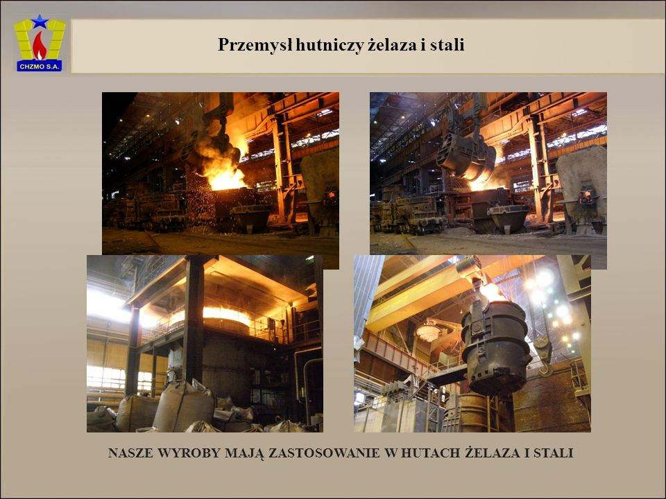 Przemysł hutniczy żelaza i stali