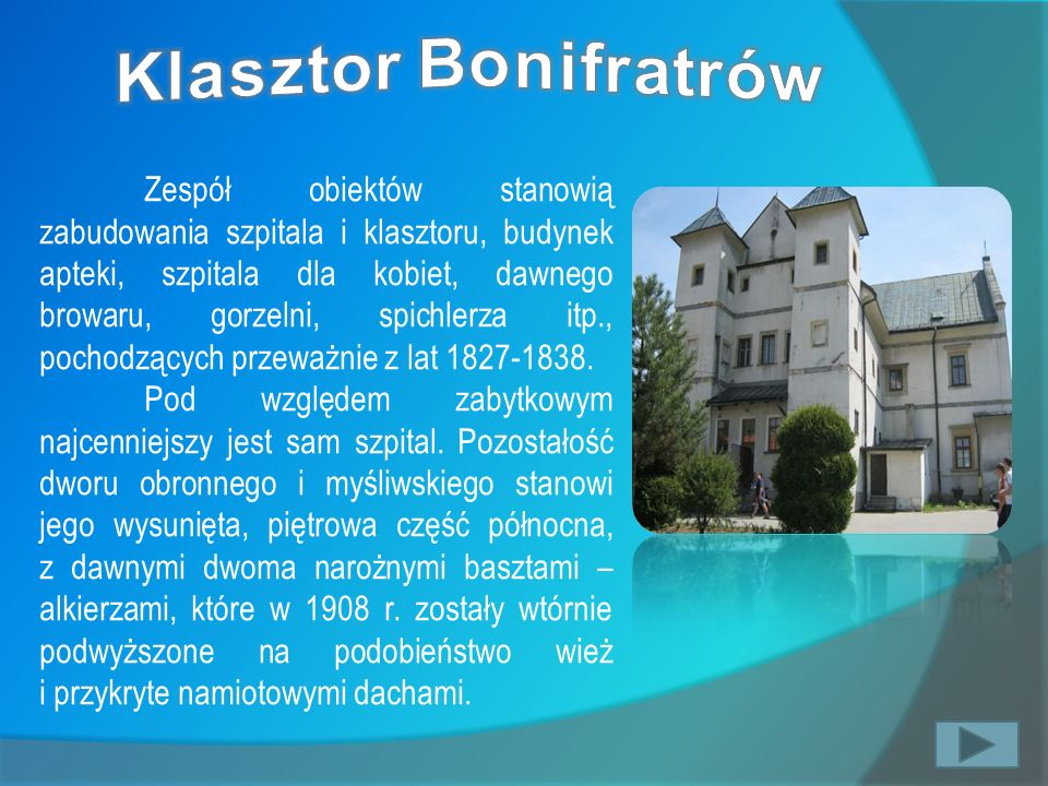 Klasztor Bonifratrów