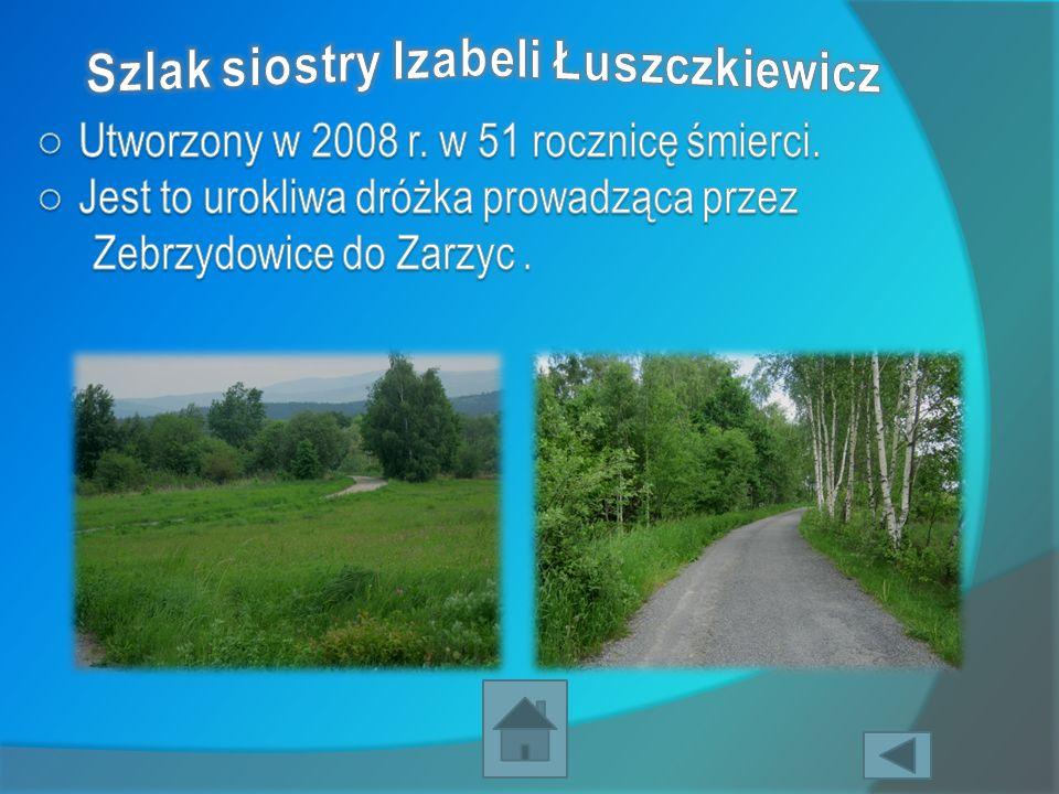 Szlak siostry Izabeli Łuszczkiewicz