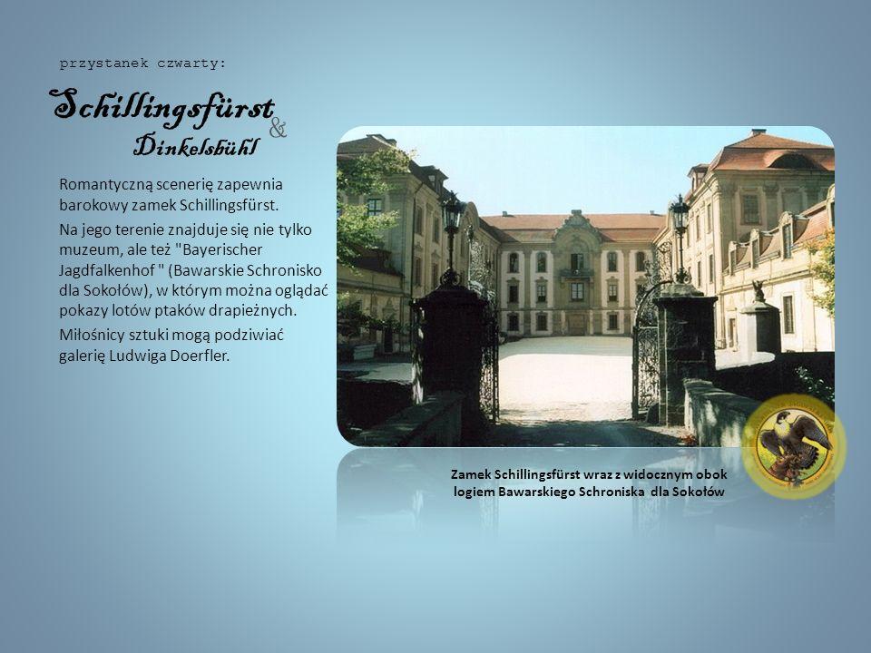 Schillingsfürst & Dinkelsbühl