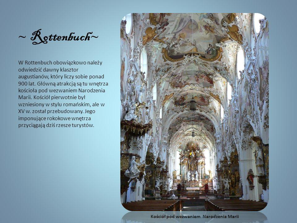 Kościół pod wezwaniem Narodzenia Marii