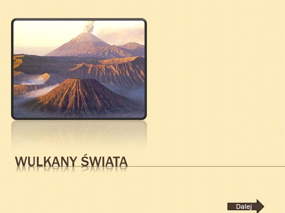 Wulkany świata Dalej