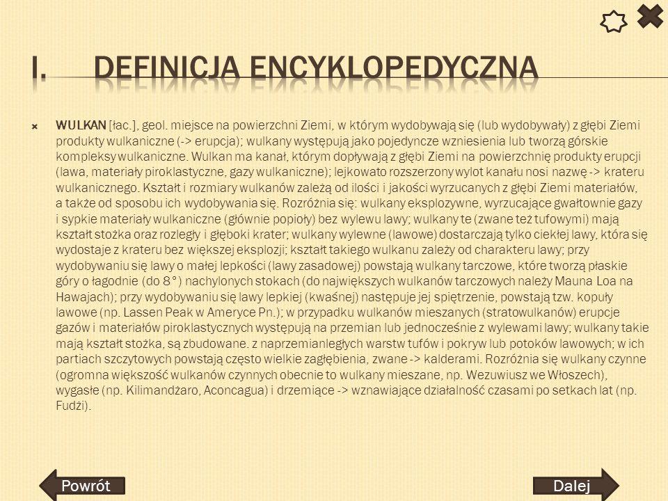 Definicja encyklopedyczna