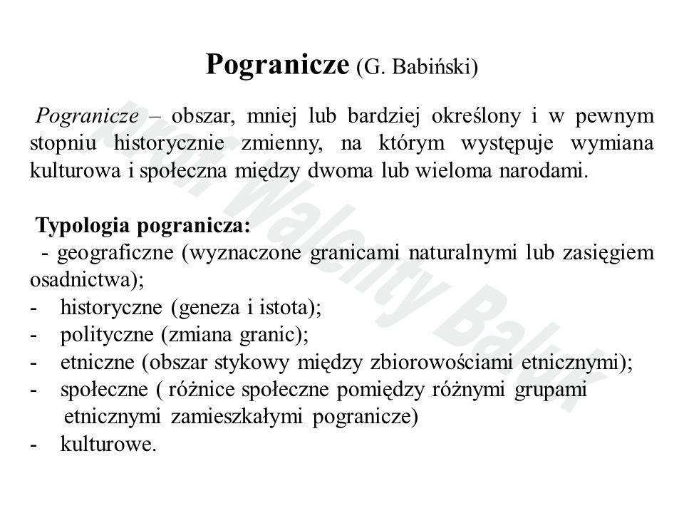 Pogranicze (G. Babiński)