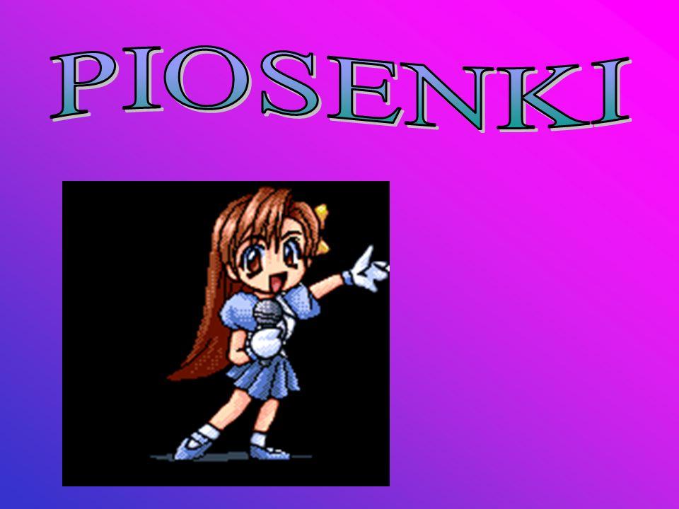 PIOSENKI