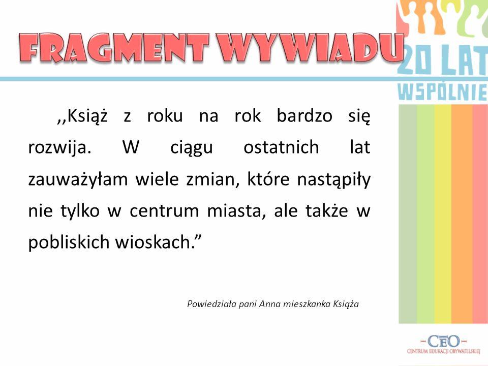FRAGMENT WYWIADU