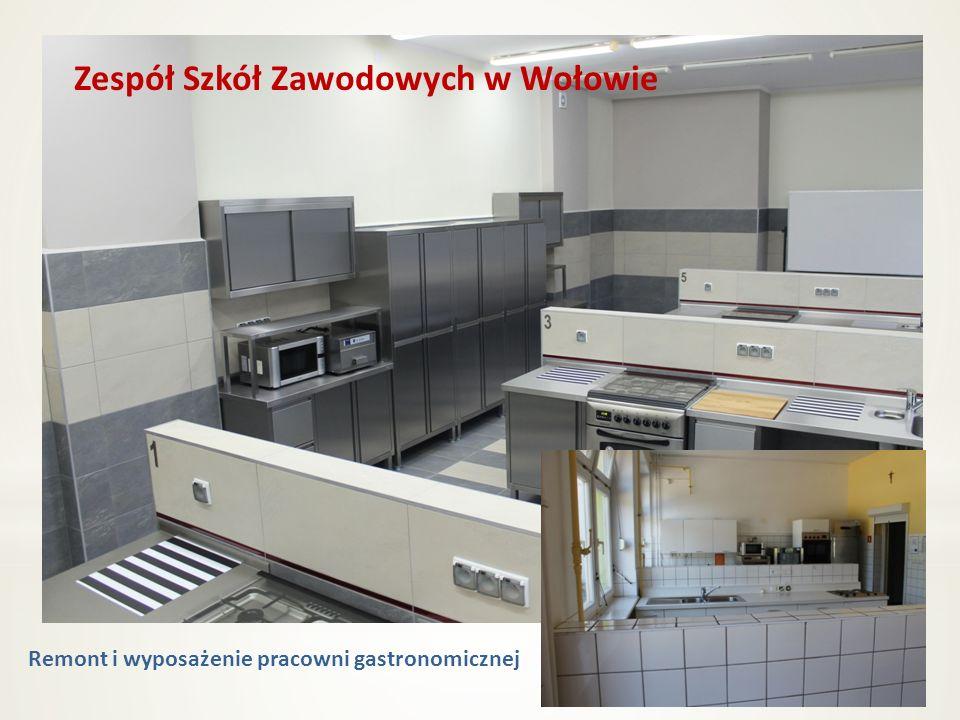 Zespół Szkół Zawodowych w Wołowie