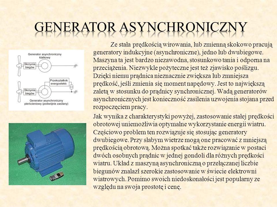 Generator Asynchroniczny