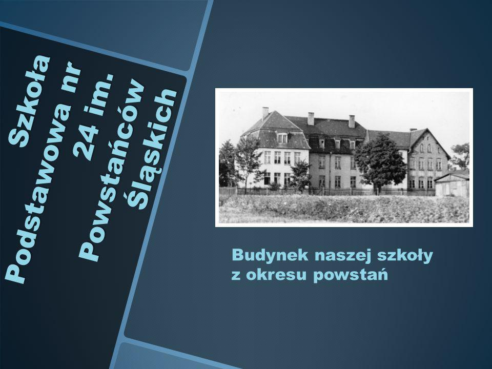 Szkoła Podstawowa nr 24 im. Powstańców Śląskich