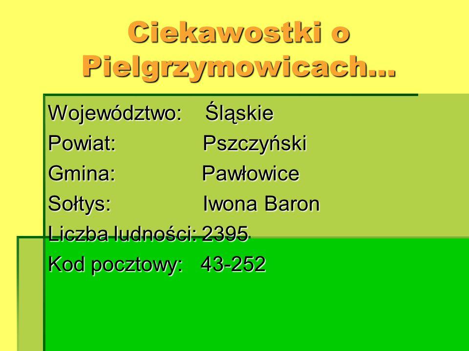 Ciekawostki o Pielgrzymowicach…