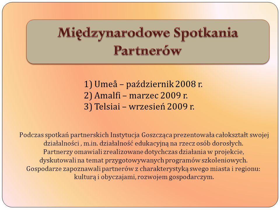Międzynarodowe Spotkania Partnerów