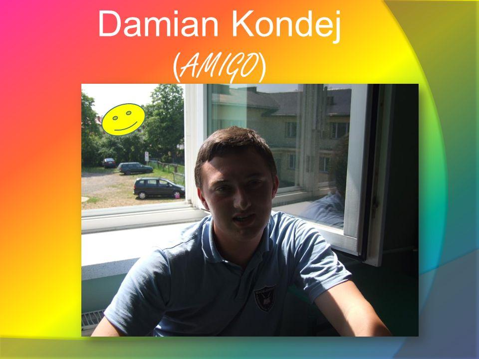 Damian Kondej (AMIGO)