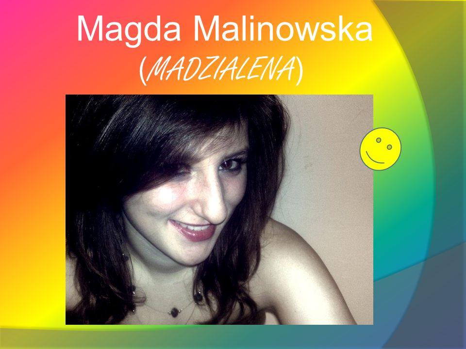 Magda Malinowska (MADZIALENA)