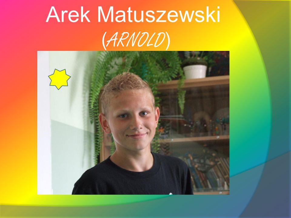 Arek Matuszewski (ARNOLD)