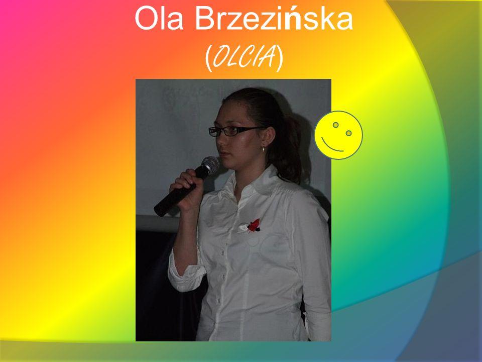 Ola Brzezińska (OLCIA)