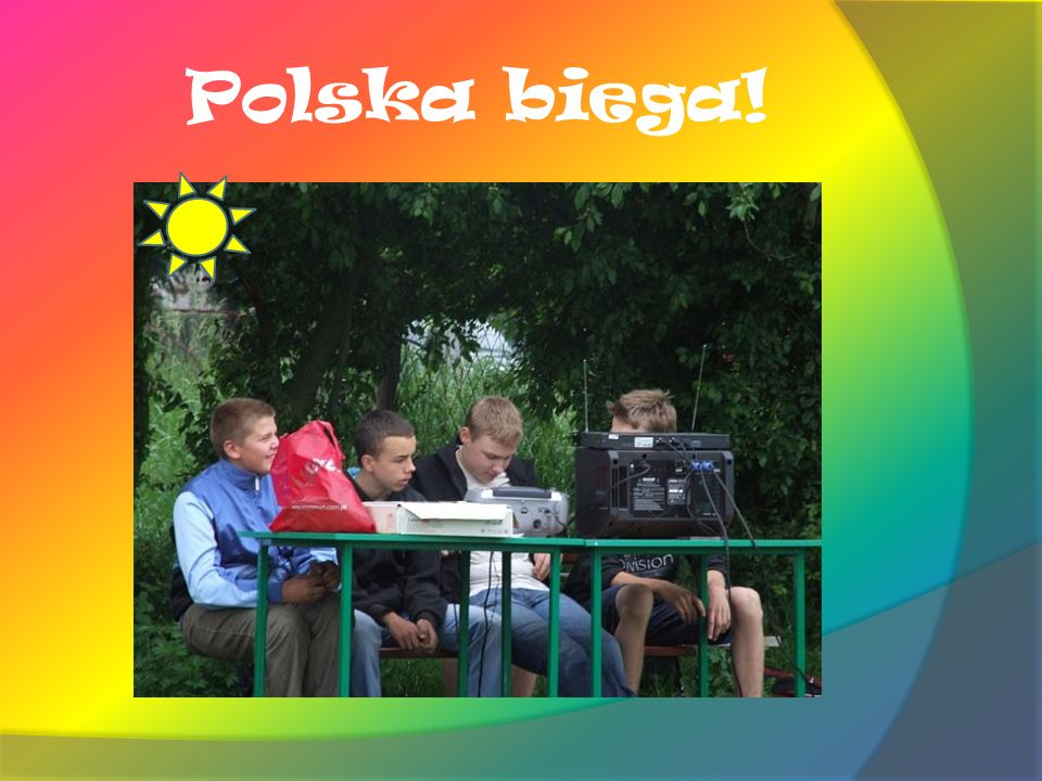 Polska biega!