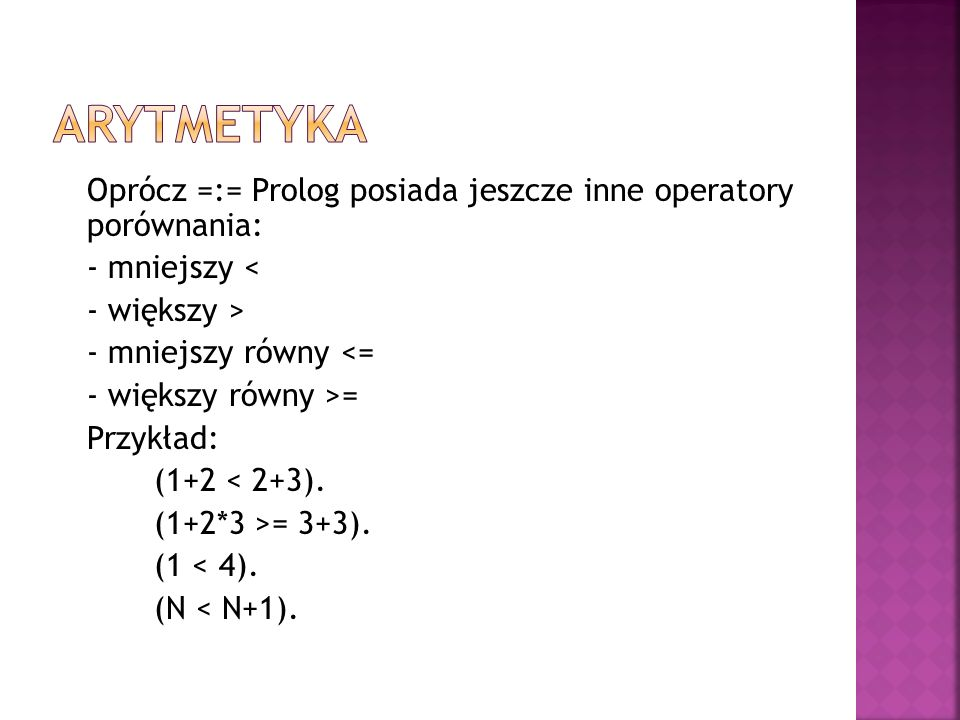 arytmetyka