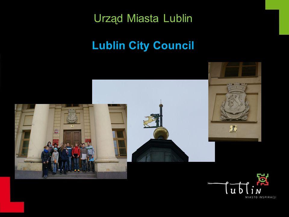 Urząd Miasta Lublin Lublin City Council