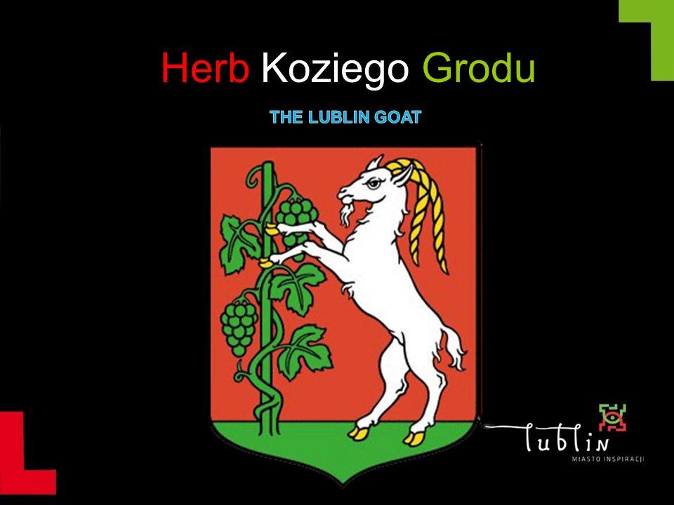 Herb Koziego Grodu THE LUBLIN GOAT
