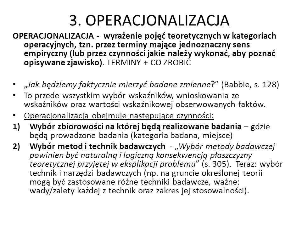 3. OPERACJONALIZACJA