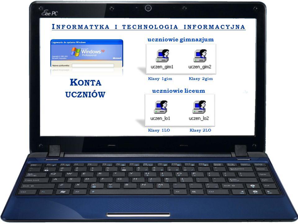 Informatyka i technologia informacyjna