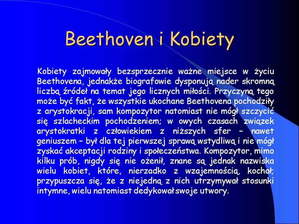 Beethoven i Kobiety