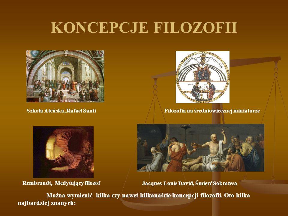Filozofia na średniowiecznej miniaturze Rembrandt, Medytujący filozof