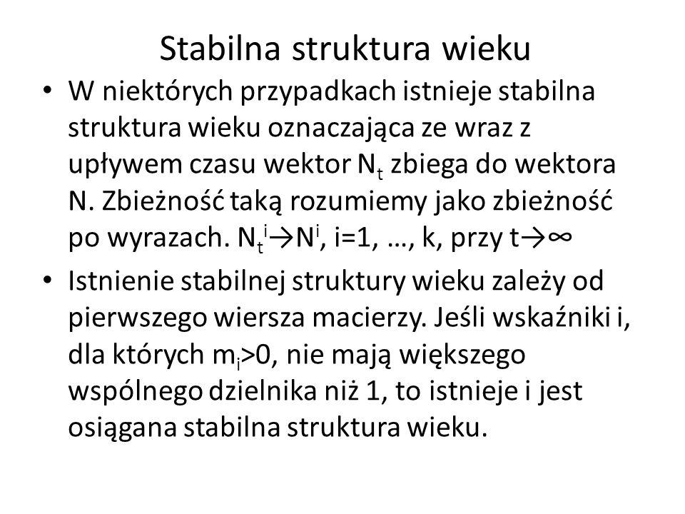 Stabilna struktura wieku