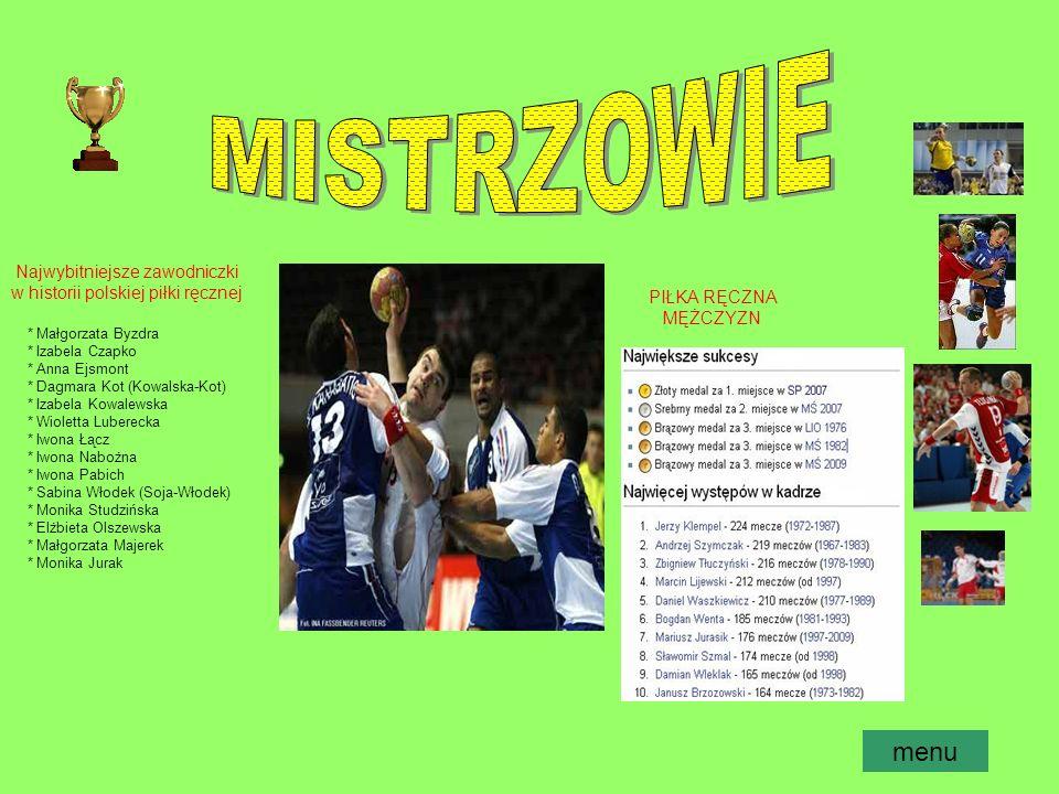 Najwybitniejsze zawodniczki w historii polskiej piłki ręcznej