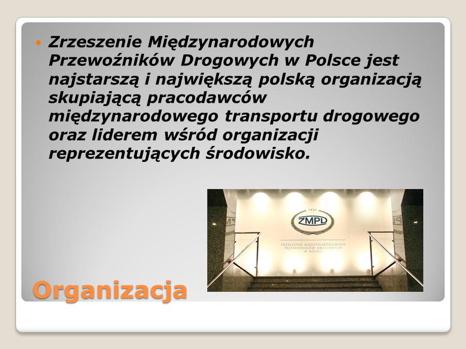 Zrzeszenie Międzynarodowych Przewoźników Drogowych w Polsce jest najstarszą i największą polską organizacją skupiającą pracodawców międzynarodowego transportu drogowego oraz liderem wśród organizacji reprezentujących środowisko.