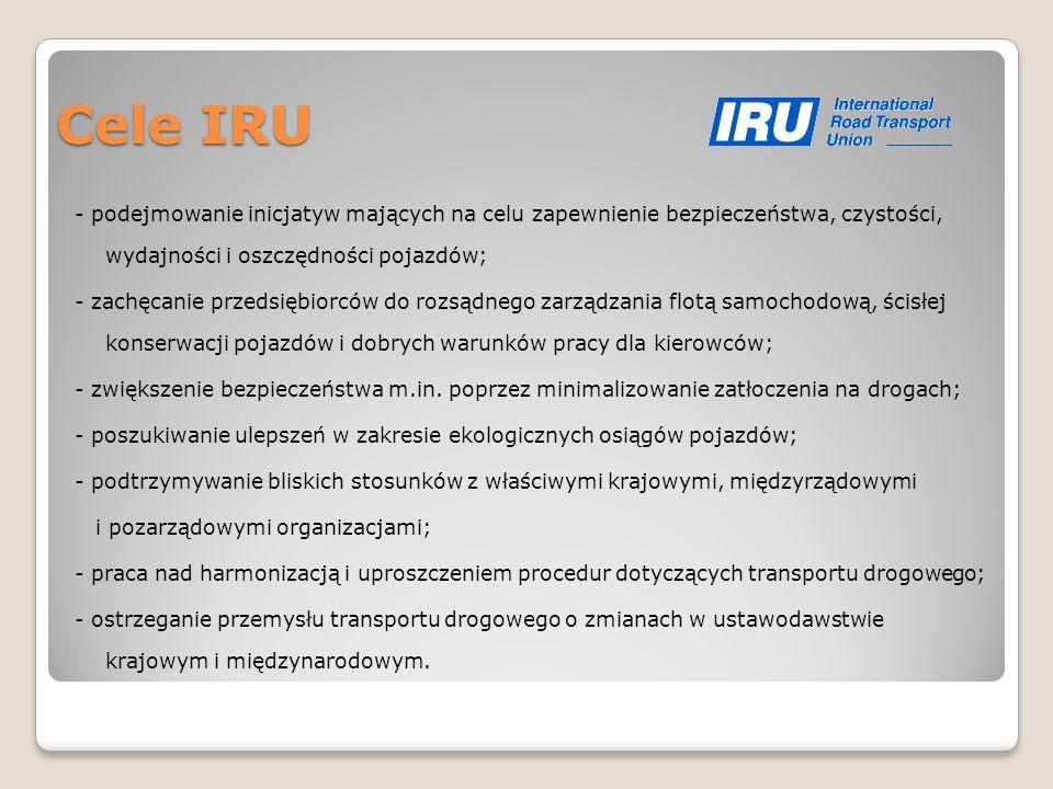 Cele IRU