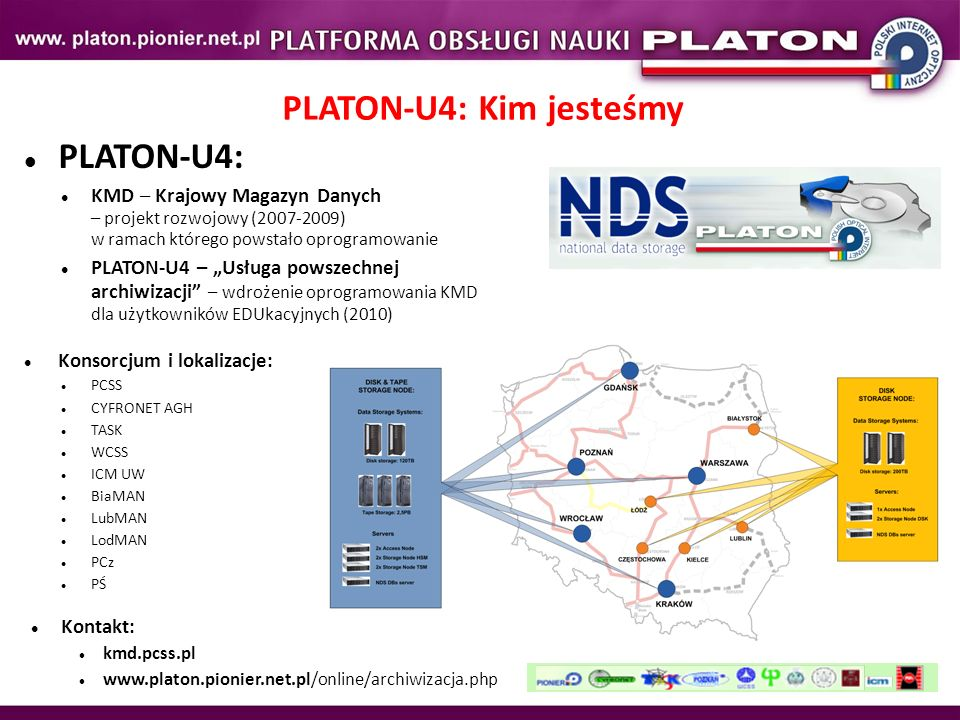 PLATON-U4: Kim jesteśmy