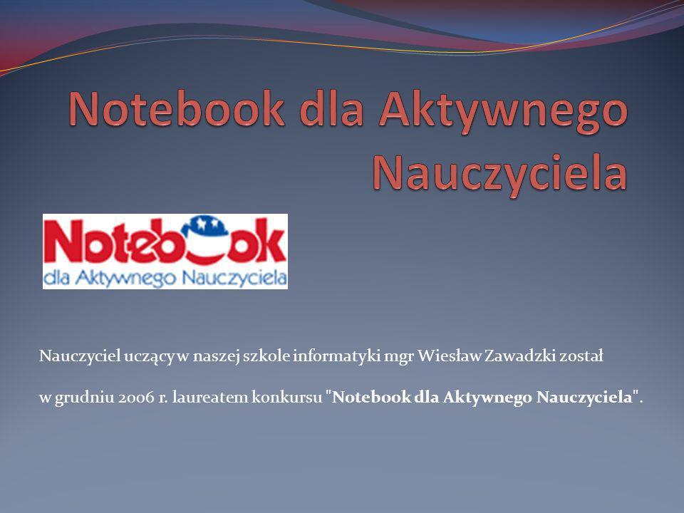 Notebook dla Aktywnego Nauczyciela