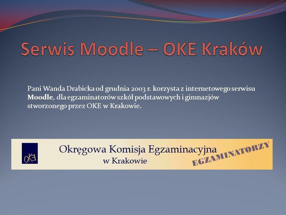 Serwis Moodle – OKE Kraków