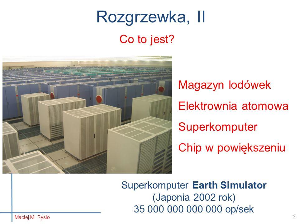 Superkomputer Earth Simulator