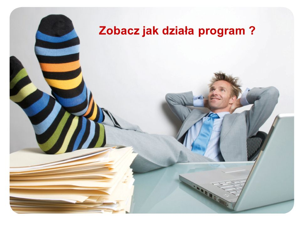 Zobacz jak działa program