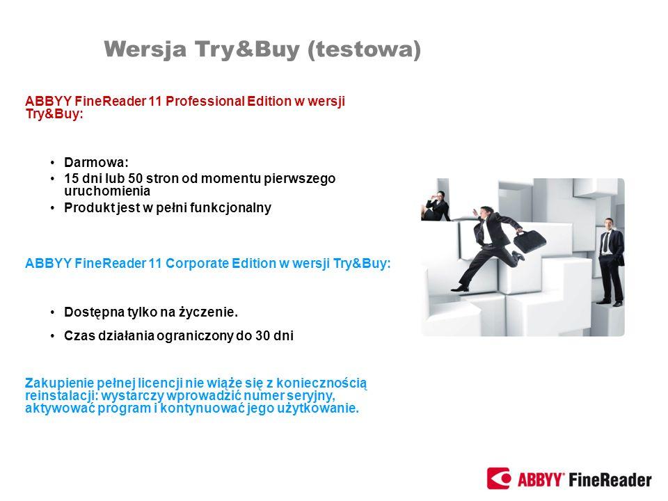 Wersja Try&Buy (testowa)
