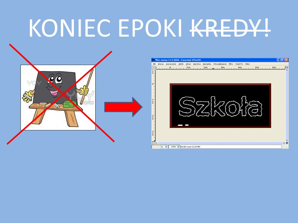 KONIEC EPOKI KREDY!