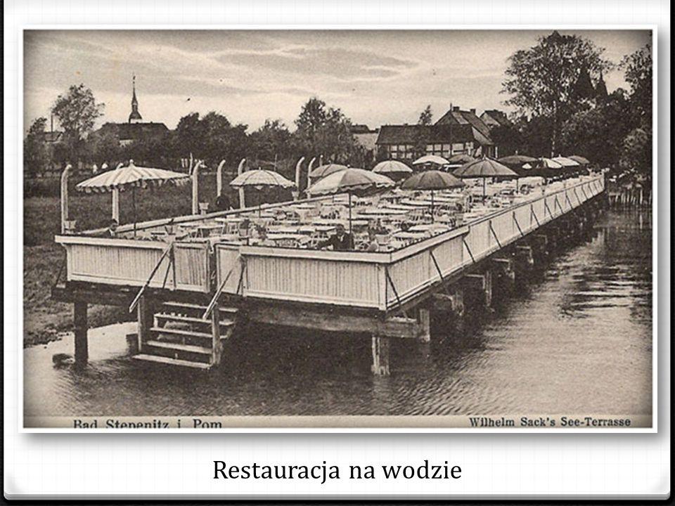 Restauracja na wodzie